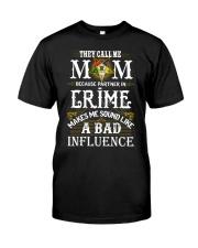 Freemason OES Mom Partner In Crime Classic T-Shirt thumbnail