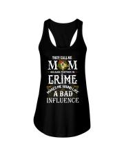 Freemason OES Mom Partner In Crime Ladies Flowy Tank thumbnail