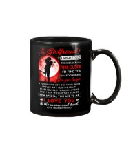 Family Girlfriend The Clock The Moon Mug front