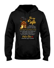 Farmer To My wife forever and always  Hooded Sweatshirt thumbnail