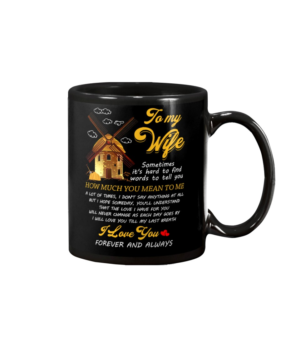 Farmer To My wife forever and always  Mug
