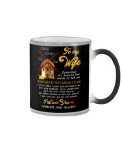 Farmer To My wife forever and always  Color Changing Mug thumbnail