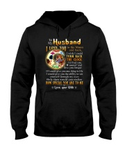 Turn Back The Clock See Yourself Through Eyes Hooded Sweatshirt thumbnail