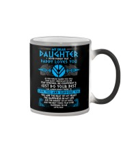 Viking Dad Daughter Stay Strong Color Changing Mug thumbnail