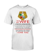 Freemason Wife Your Warm Heart And Soul Classic T-Shirt thumbnail