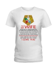 Freemason Wife Your Warm Heart And Soul Ladies T-Shirt thumbnail