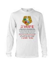 Freemason Wife Your Warm Heart And Soul Long Sleeve Tee thumbnail