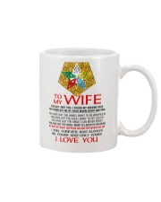 Freemason Wife Your Warm Heart And Soul Mug front