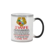 Freemason Wife Your Warm Heart And Soul Color Changing Mug thumbnail