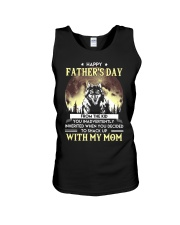 Father's Day Inherited Wolf  Unisex Tank thumbnail