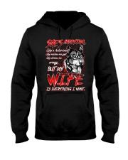 Wife is everything I want Hooded Sweatshirt thumbnail