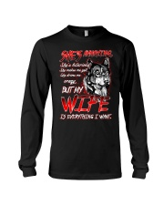 Wife is everything I want Long Sleeve Tee thumbnail
