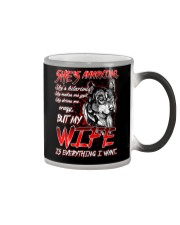 Wife is everything I want Color Changing Mug thumbnail