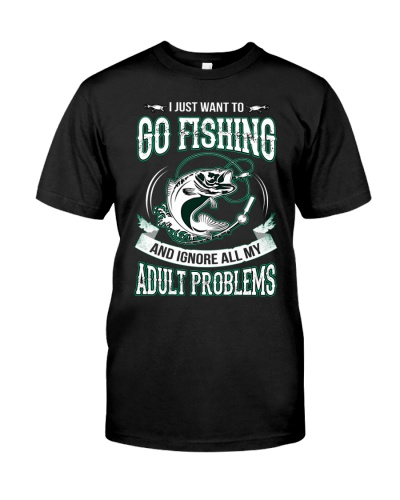 Fishing Ignore Adult Problems