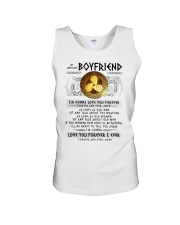 Gonna Love You Boyfriend Unisex Tank thumbnail