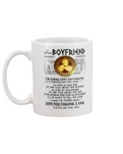 Gonna Love You Boyfriend Mug back