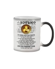 Gonna Love You Boyfriend Color Changing Mug thumbnail