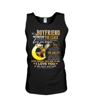 Hunting Boyfriend Clock Ability Moon Unisex Tank thumbnail