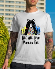 Till All The Pieces Fit  Classic T-Shirt lifestyle-mens-crewneck-front-8