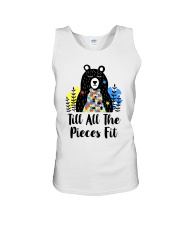 Till All The Pieces Fit  Unisex Tank thumbnail
