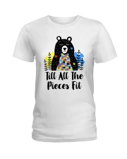 Till All The Pieces Fit  Ladies T-Shirt thumbnail