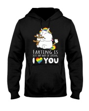 My way of saying I love you Hooded Sweatshirt thumbnail