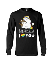 My way of saying I love you Long Sleeve Tee thumbnail
