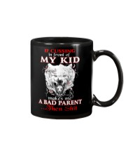 Wolf Bad Parent Then Shit Mug thumbnail