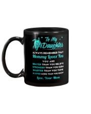 Turtle Mommy Loves You Daughter Mug back