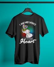 Autism Elephant Shirt Classic T-Shirt lifestyle-mens-crewneck-front-3
