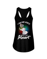 Autism Elephant Shirt Ladies Flowy Tank thumbnail