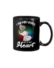 Autism Elephant Shirt Mug thumbnail