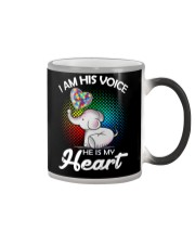 Autism Elephant Shirt Color Changing Mug thumbnail