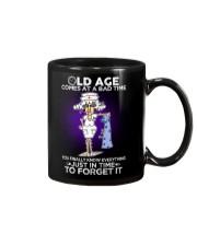 Nurse Shirt: Old Age Comes At A Bad Time Mug thumbnail