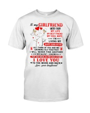 God Made Us Girlfriend Classic T-Shirt thumbnail