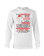 God Made Us Girlfriend Long Sleeve Tee thumbnail