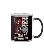 Vikings Pain Women Shirt Color Changing Mug thumbnail