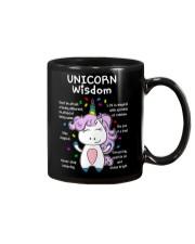 Autism Unicorn Wisdom Mug front