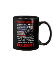 Soldier Shirt: Make No Mistake Mug tile