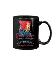 Dear Coolest Sweetest Wife Mug Mug front