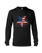 Freemason OES Happy Independence Day Long Sleeve Tee thumbnail