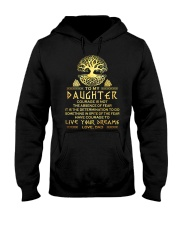 Viking Courage Daughter Hooded Sweatshirt tile