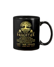 Viking Courage Daughter Mug thumbnail