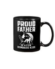Proud Dad Of Dumbass Kids Mug thumbnail
