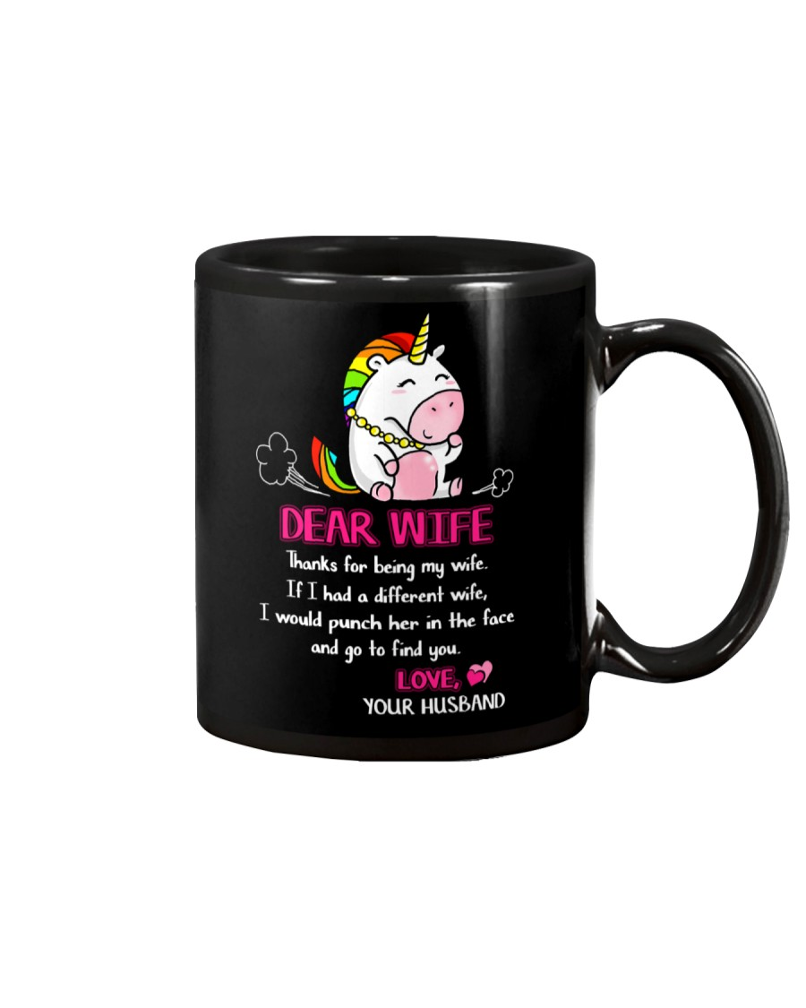 Thanks for being my wife Mug