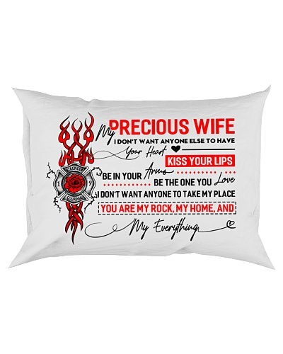 Firefighter Wife Don't Want Anyone Else