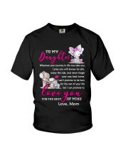 I love you for the rest of mine Elephant Daughters Youth T-Shirt thumbnail