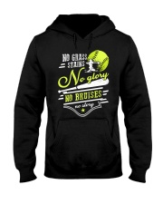Softball No glory Hooded Sweatshirt tile