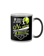Softball No glory Color Changing Mug thumbnail