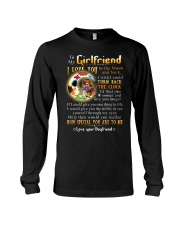 Turn Back The Clock See Yourself Through Eyes Long Sleeve Tee thumbnail